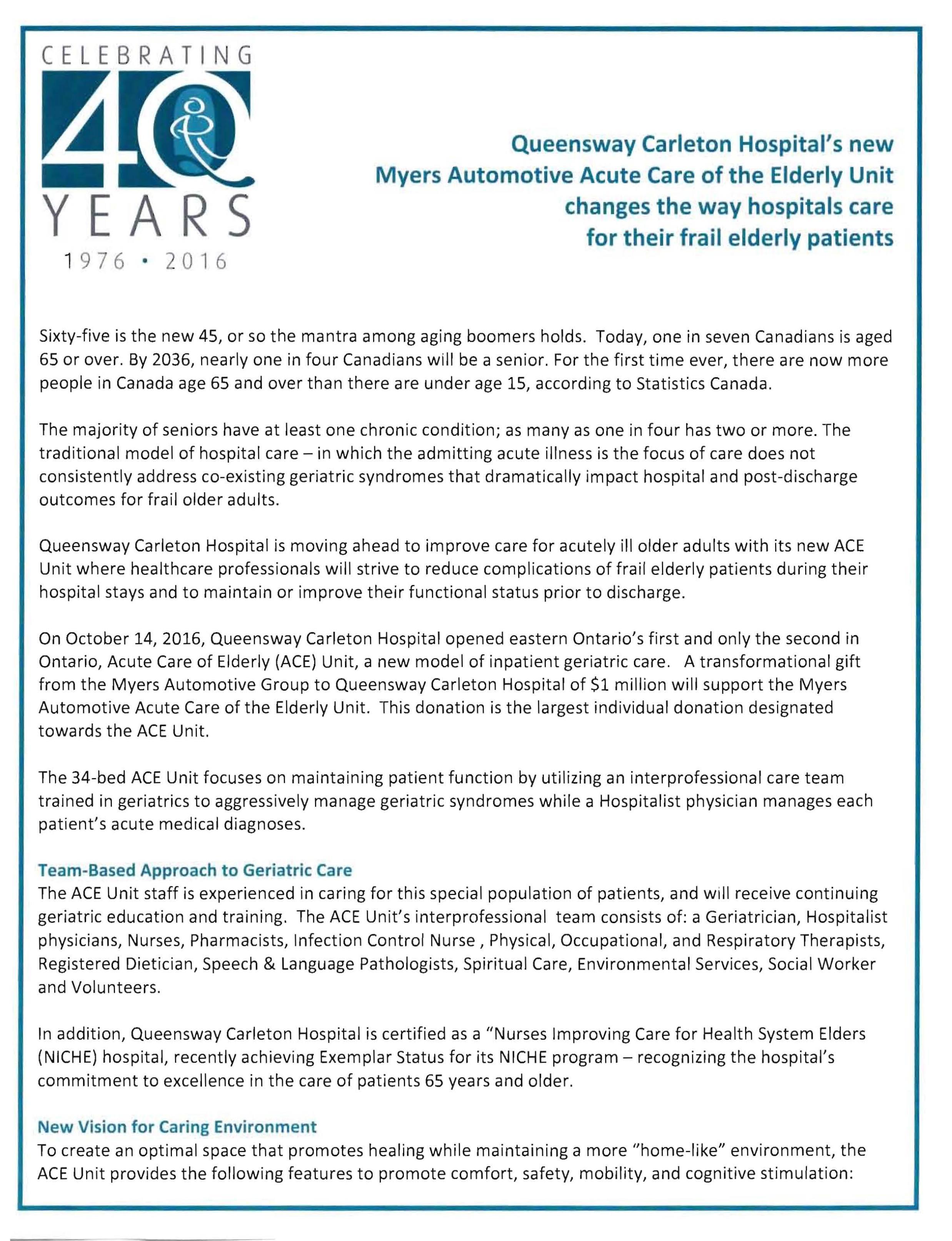 QCH - Myers Automotive ACE Unit Announcement - Oct 14 2016-1.jpg