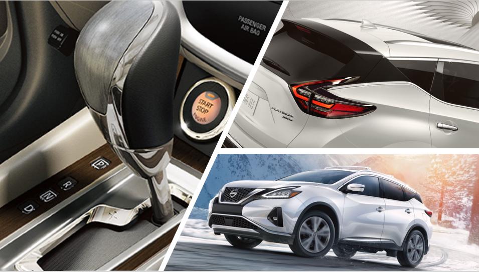 2020 Nissan Murano Full Specs