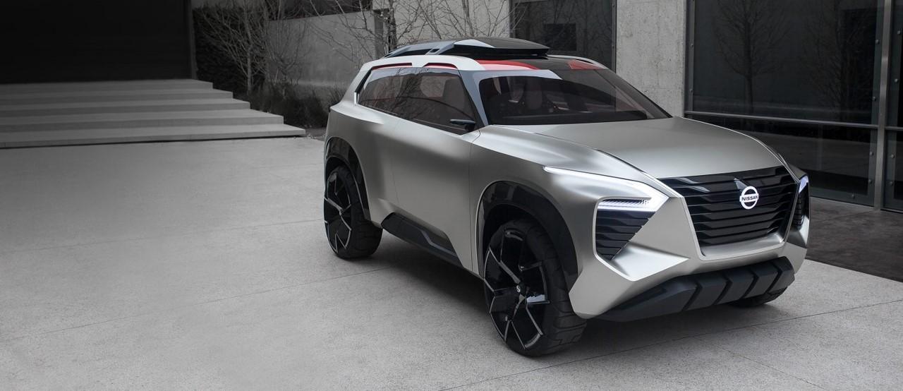 Nissan X-Motion Concept