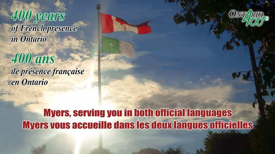 400 years of French presence in Ontario