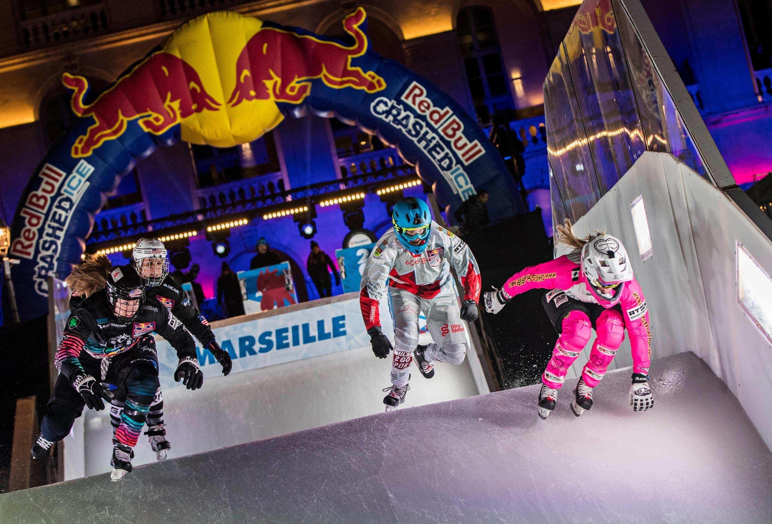 Jacqueline Legere RedBull Crashed Ice 2