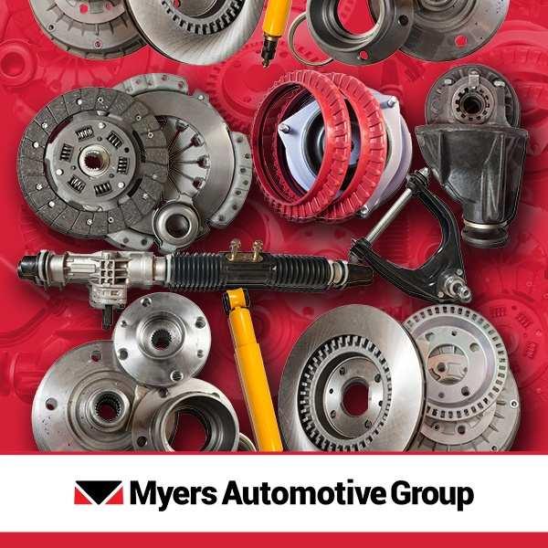 Automotive parts - Myers automotive Group