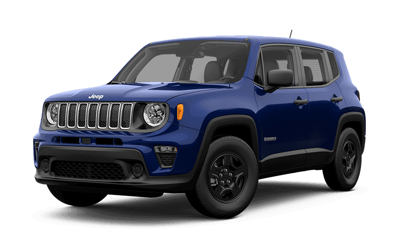 2020 Jeep renegade- Myers automotive Group