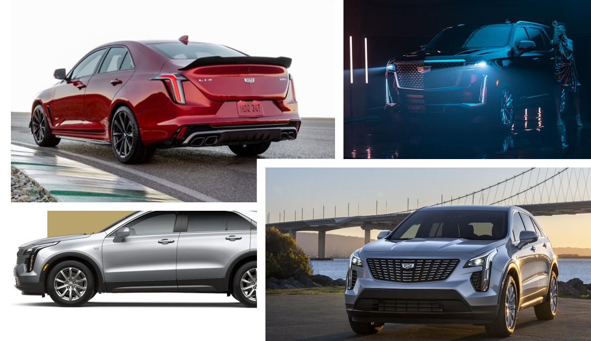 Cadillac Vehicles