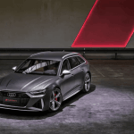 2020 Audi RS6 Avant Wagon, Audi Richmond