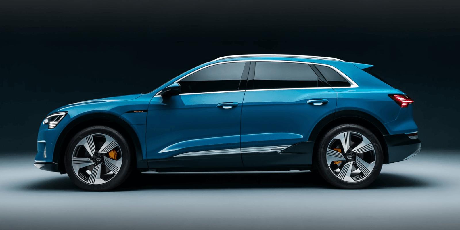 Audi e-tron, Audi Richmond