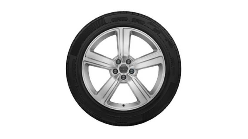 Audi e-tron: Audi Winter Tire, Audi Richmond