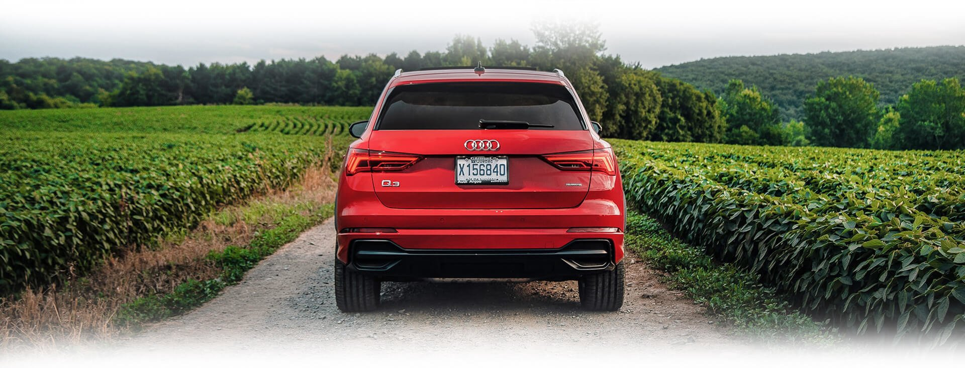 2020 Audi Q3 at Audi Richmond