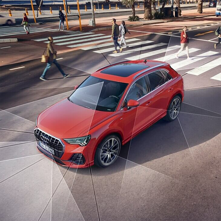 2020 Audi Q3 - Technology that moves you