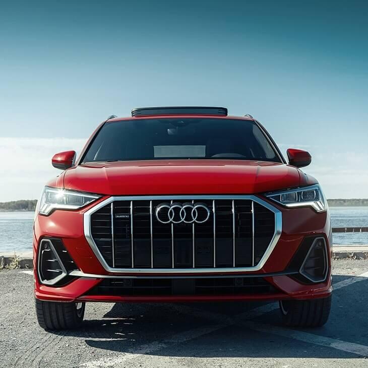 2020 Audi Q3 - Urban with an edge