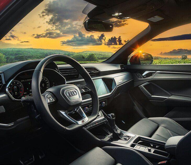 2020 Audi Q3 - The great indoors