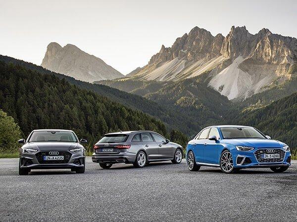 Audi Daily Rental Program at Audi Richmond