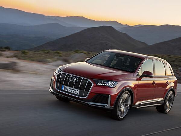 Audi Pull Ahead Program at Audi Richmond