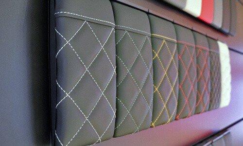Audi Sport Showroom Leather at Audi Richmond