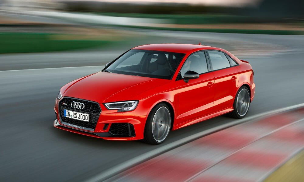 2020 Audi Sport RS3