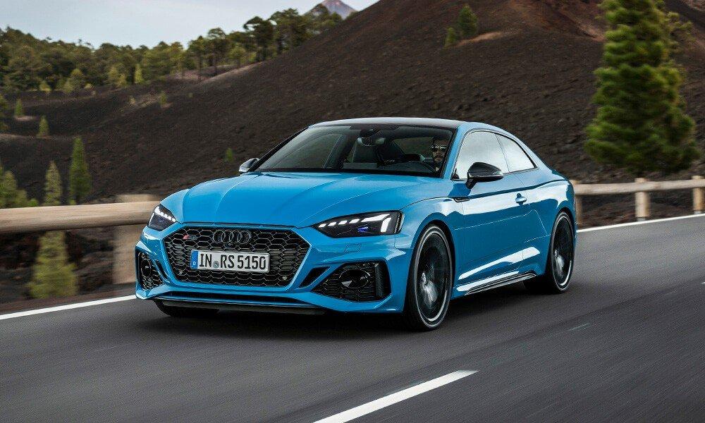Audi Sport RS5 Coupé