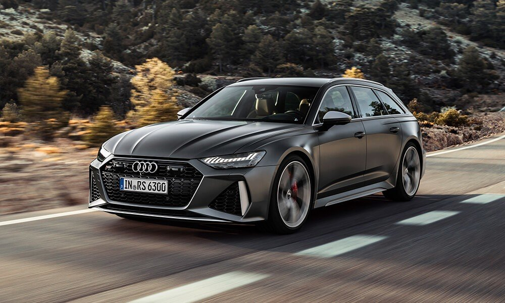 2020 Audi Sport RS 6 Avant