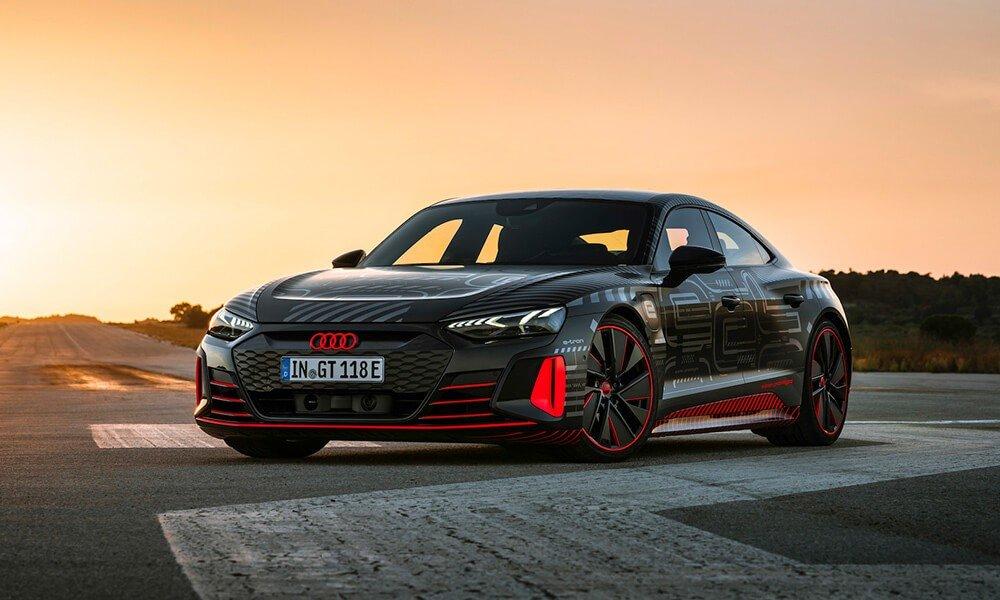 Audi Sport e-tron GT