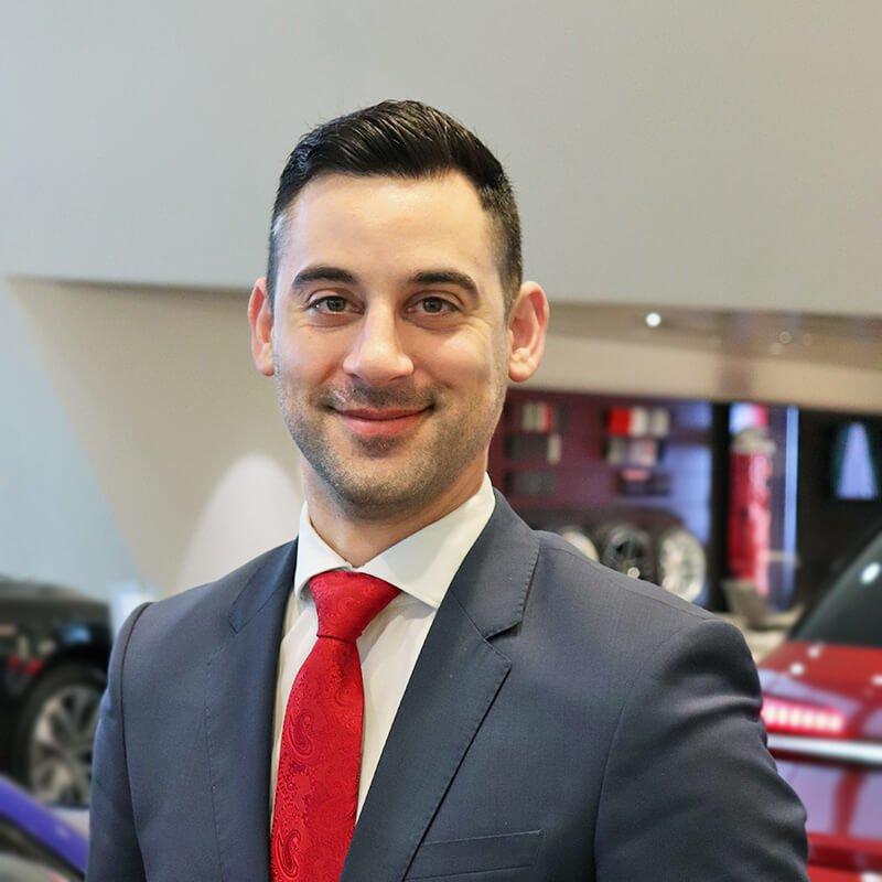 Dylan Hanna - Audi Sport Brand Specialist