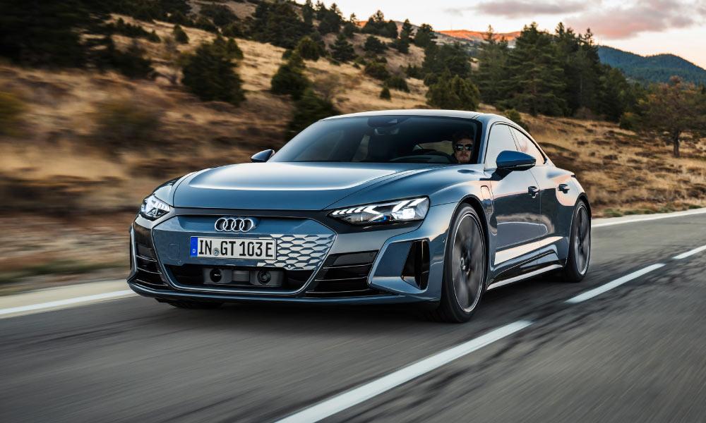 Audi Sport e-tron GT quattro