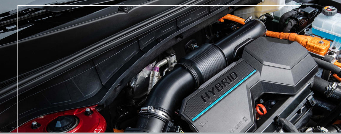 What is the Hybrid Smartstream 1.6-litre Engine