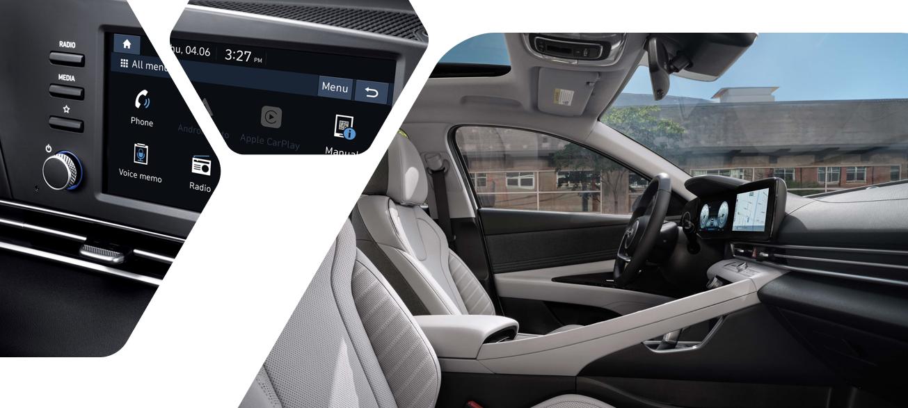 2021 Hyundai Elantra - Safety and Tech