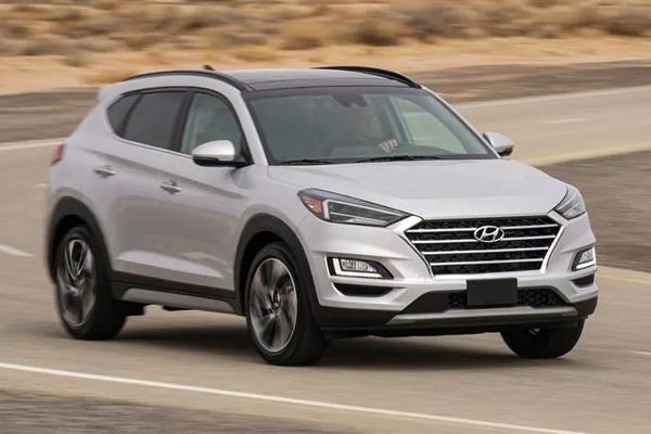 2021 Hyundai Tucson - review