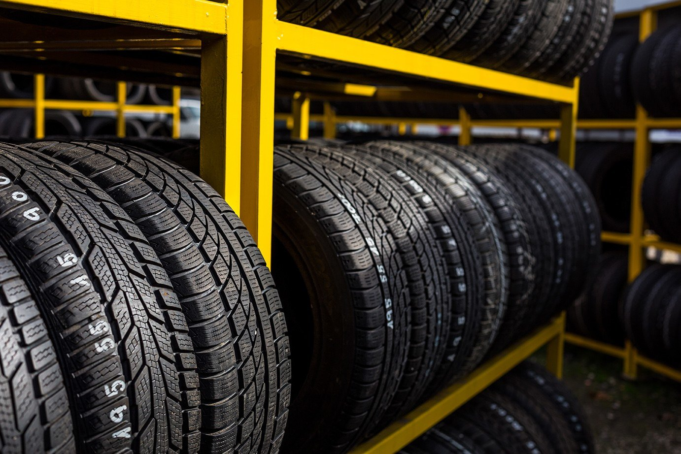 Tires Background 2