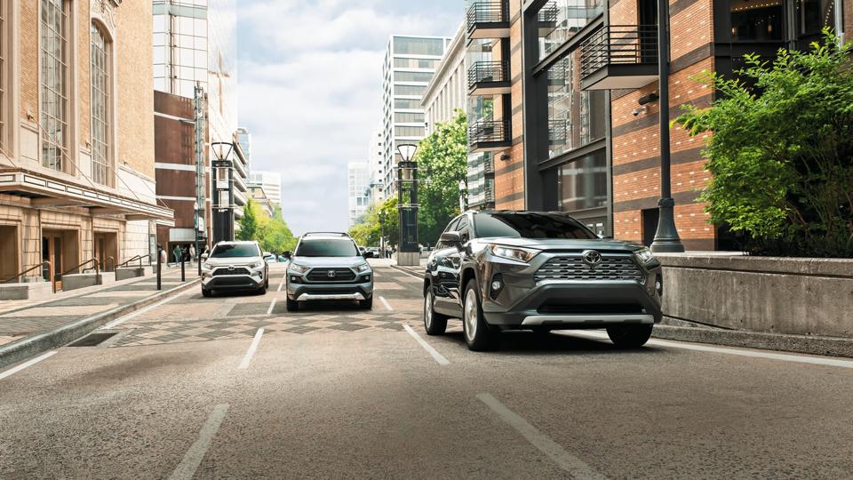2021 Toyota RAV 4 - Capability