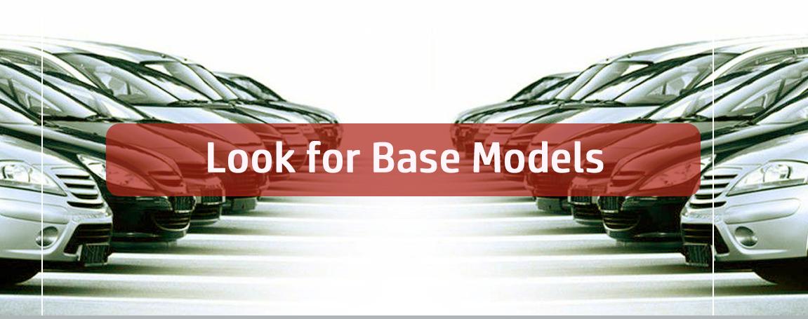 Look for Base Models