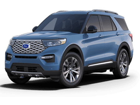 2020 Ford Explorer by River City Ford