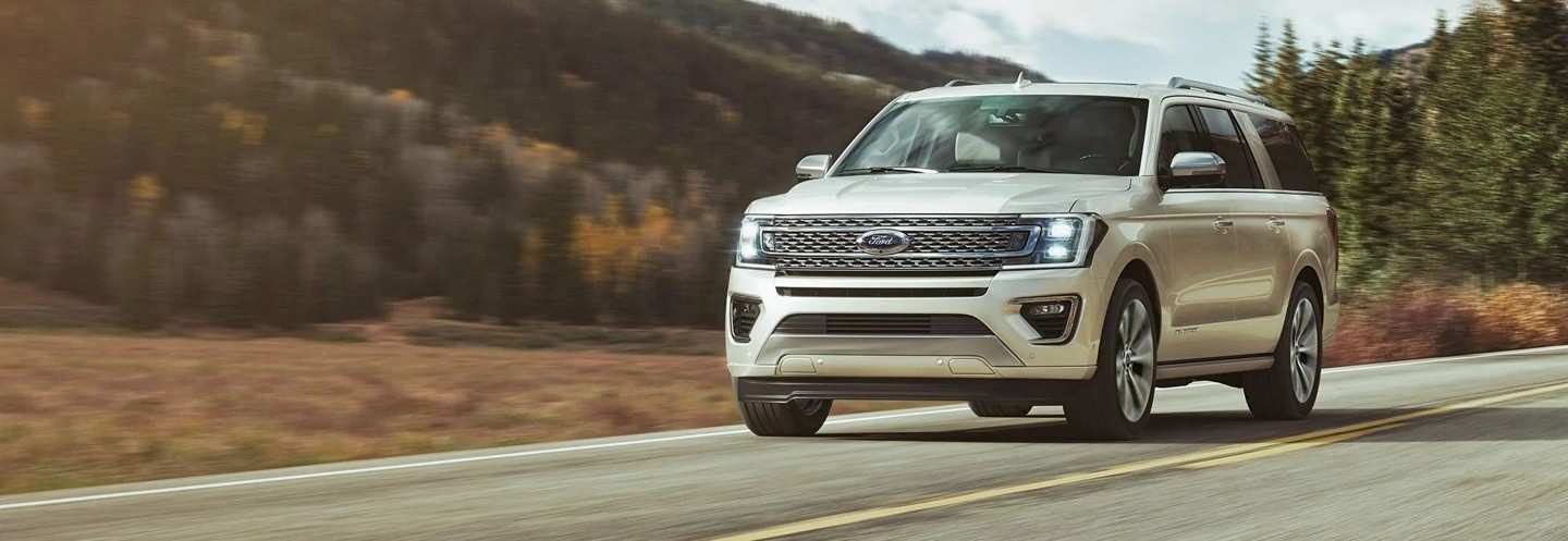 2020 Ford Expedition Engineering and Performance