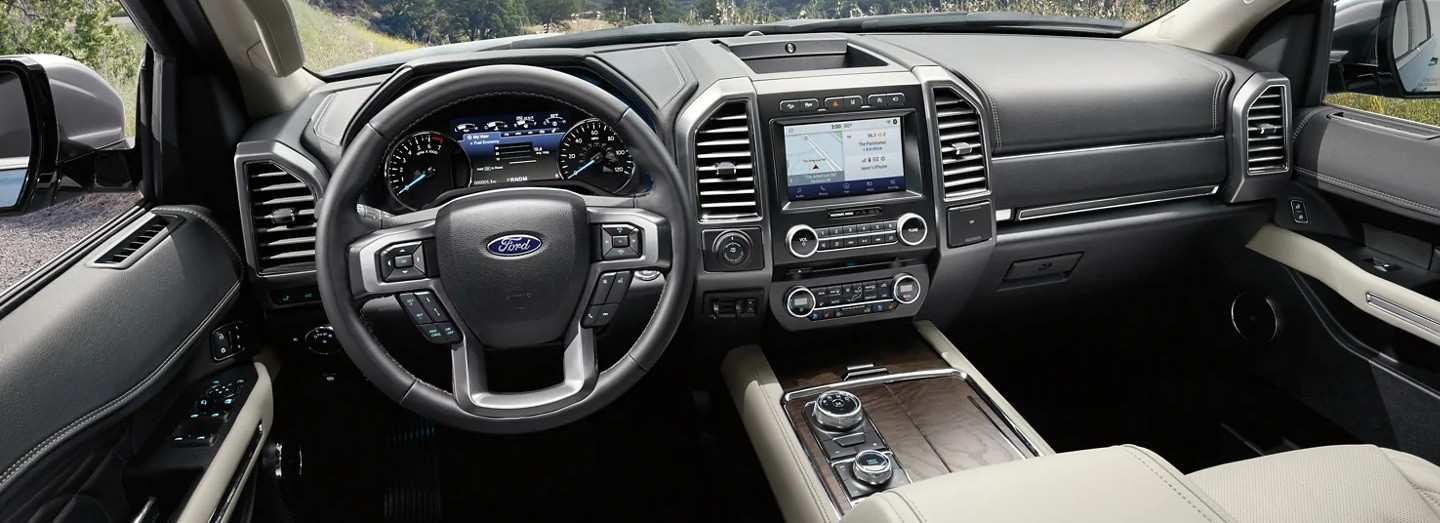 2020 Ford Expedition Infotainment and other Tech