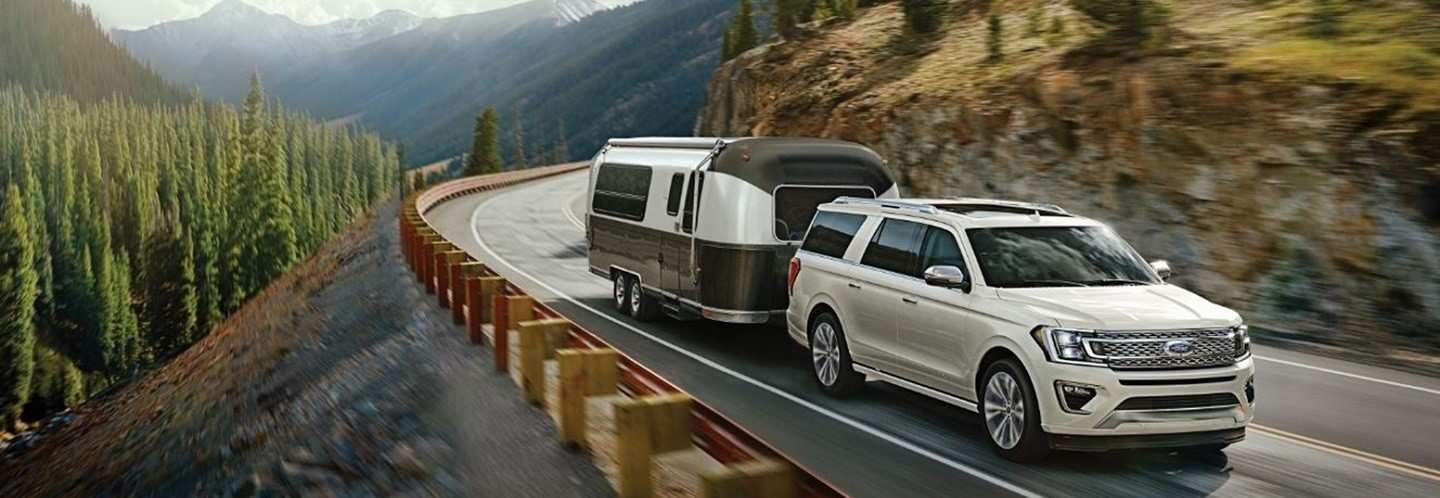 2020 Ford Expedition Towing Capability
