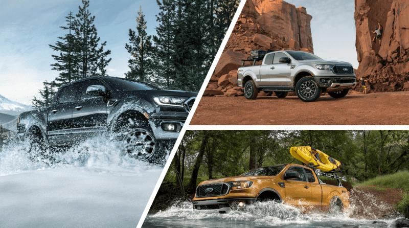 2020 Ford Ranger Design Pics